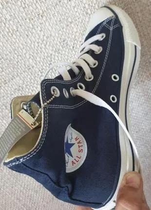 Кеди Converse M9622 Chuck Taylor All Star HI, сині, р. 36, 39, 40