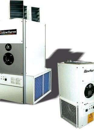 Газовые теплогенераторы Blowtherm (производства Италии). Продажа