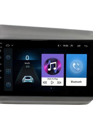 Штатная автомобильная магнитола Lesko для Honda Civic (2012-20...