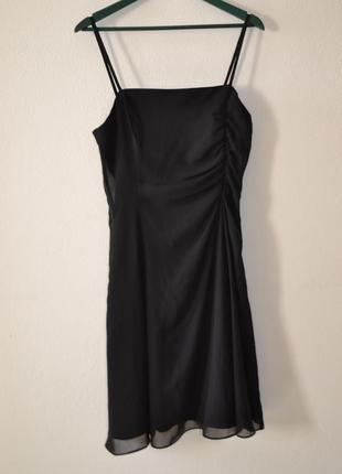 ❄распродажа!❄  нарядное шифоновое платье от swing на пышную грудь