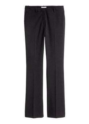 🏖️ майский sale 🏖️ серые брюки от h&m размер 44