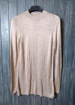 Новое платье-свитер, гольф от asos размер 12uk