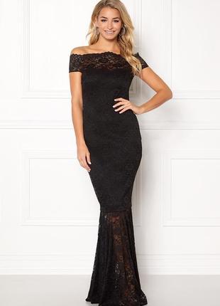 Скидка до 3️⃣1️⃣.0️⃣1️⃣! кружевное вечернее платье в пол от go...