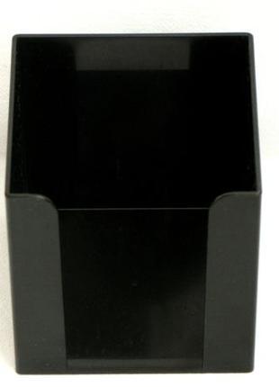 Подставка для бумаги офисная Куб канцелярский настольный для з...