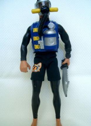 Солдат Action Man Hasbro США Игрушка супергерой кукла мальчика...