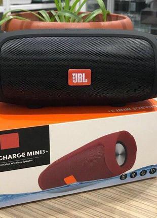 Портативная блютуз колонка JBL Charge 3 MINI колонка с USB,SD,...