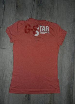 G-star raw мужская футболка, хлопок