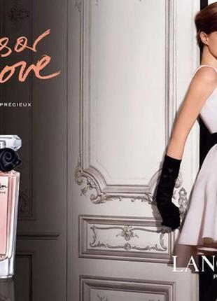 Tresor in love lancome,винтаж,миниатюра,парфюмерная вода