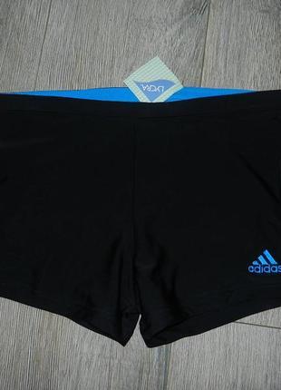 Adidas,оригинал s,m, черные плавки шорты,новые