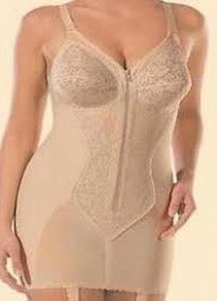 Triumph,оригинал утягивающее платье,грация корректирующая,корс...