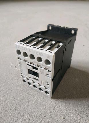 Контактор Eaton DILM9-10 (24VDC)