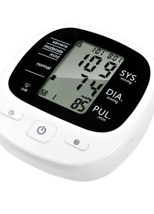 Тонометр цифровой, автоматический измеритель давления на предп...