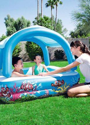 Детский надувной бассейн Детский надувной бассейн Bestway