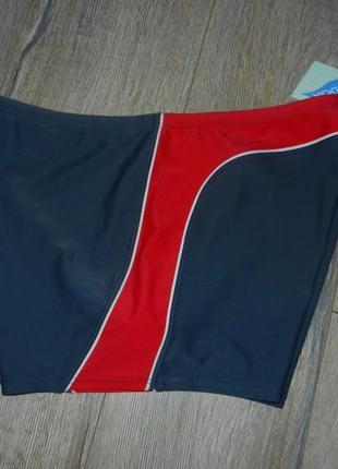 Xxl/52-54 германия! стильные серые плавки шорты для моря,новые