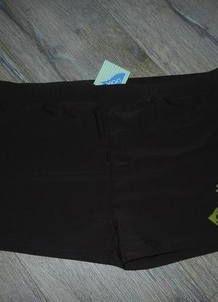 Хl 52 германия плавки шорты шоколаного цвета для плавания, для...