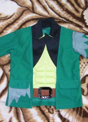 Карнавальный костюм (пиджак) мальчику, 3-5лет