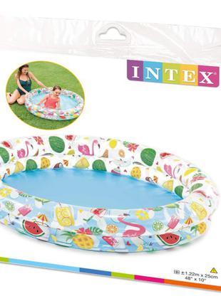 Детский надувной бассейн 59421 Детский надувной бассейн Intex