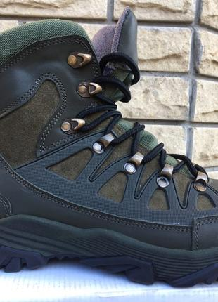Кроссовки (ботинки) тактические со вставкой кардура