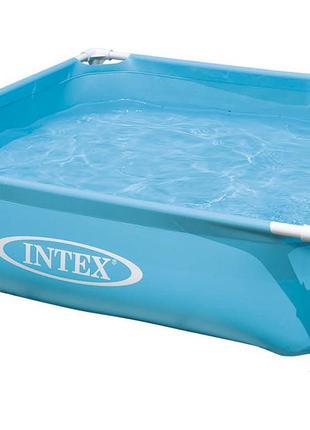 Каркасный детский бассейн 57173NP Mini Intex