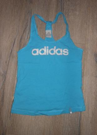 Adidas,оригинал!майка борцовка хлопок