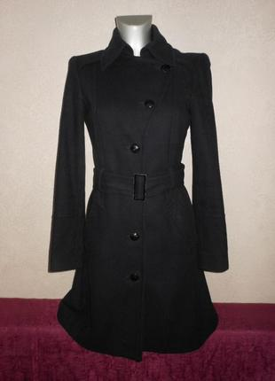 Пальто женское mexx шерсть lana wool