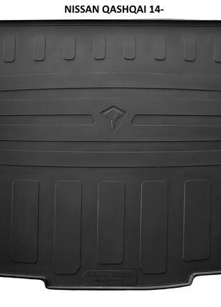 Коврик в багажник NISSAN QASHQAI 2014 Stingray