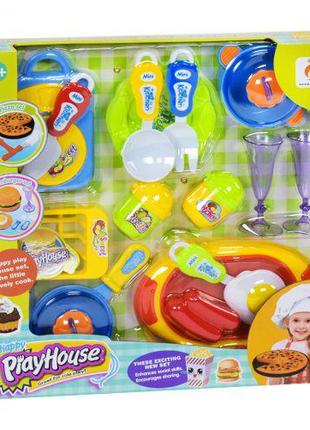 """Детская посудка игрушечная """"Play House"""""""