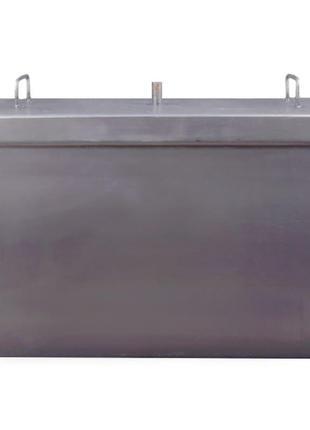Коптильня двухъярусная с гидрозатвором для горячего копчения (...