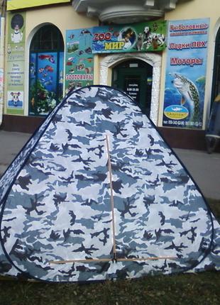 "Палатка для зимней рыбалки 2х2 м ""снежный барс"""