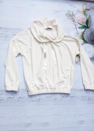 Велюровый свитер,  кофта женская.