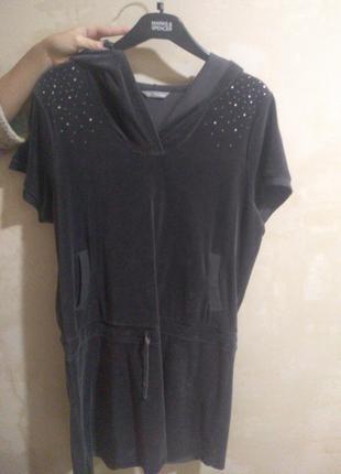 Стильное домашнее платье от M&S