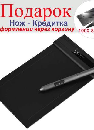 Планшет для рисования Veikk S640