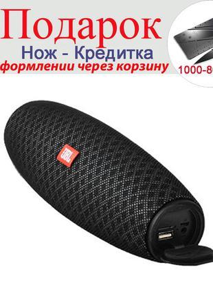 Портативная колонка JBL E12 speakerphone, радио Черный