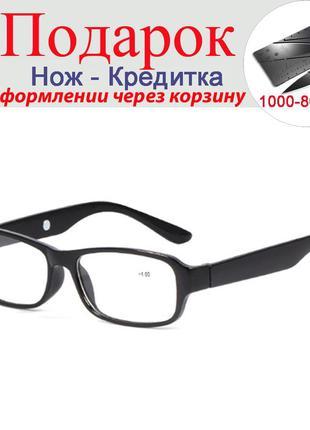Очки для коррекции зрения Zilead +300