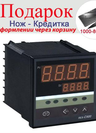 Терморегулятор REX-C900