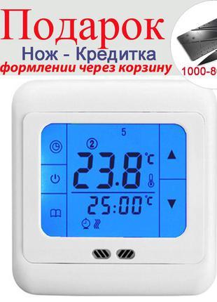 Сенсорный терморегулятор для инфракрасных обогревателей С07.H3...