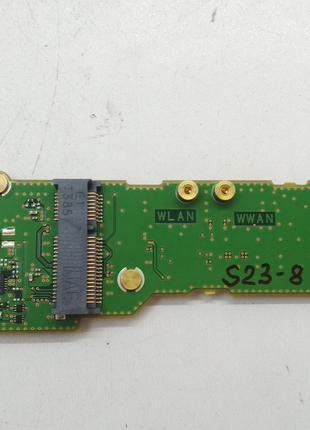 S23-8 Плата модуль 2 USB, разъемов WLAN, WWAN Fujitsu LifeBook...