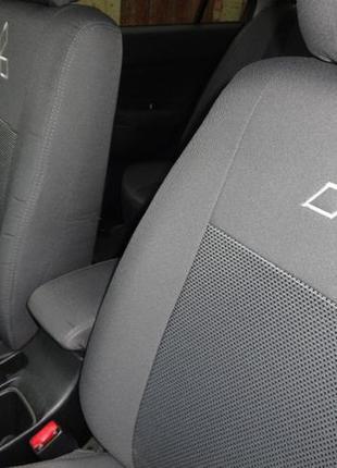 Чехлы на сиденья Авто чехлы Mitsubishi Galant (IX) 2003- Elega...