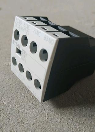 Блок дополнительных контактов Eaton DILA-XH22