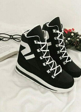 Женские зимние дутики - ботинки - кроссовки 36, 37, 38, 40 размер