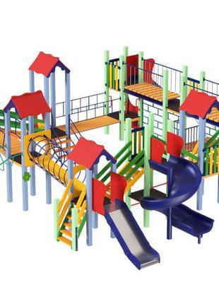 Детский игровой развивающий комплекс Крепость KDG (11744)