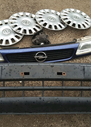 Автозапчастини,запчясти Opel Astra
