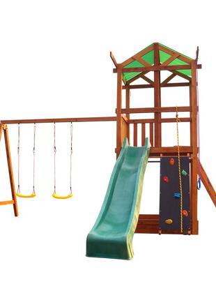 Детский игровой развивающий комплекс SportBaby Babyland-3