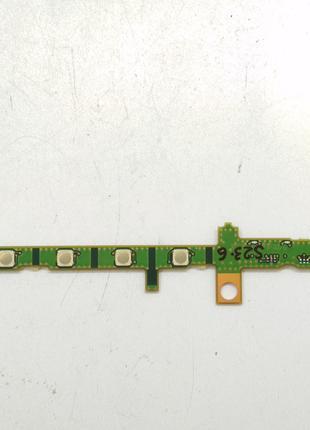 S23-6 Плата модуль кнопок Fujitsu LifeBook E752 P/N:CP562741-Z3
