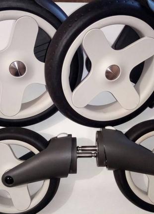 Stokke Crusi,Trailz Передние и Задние колеса на коляску,запчасти