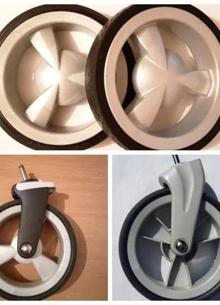 Колеса Stokke Xplory V1/2/3/4/5/6/колесо/подшипники/резина/ремонт
