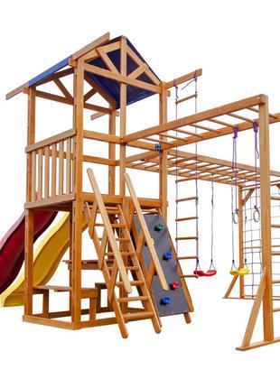 Детский игровой развивающий комплекс Babyland-12