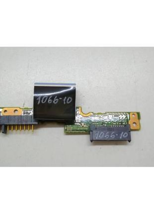 1066-10 Плата модуль разъемов АКБ, DVD Fujitsu LifeBook E734 P...