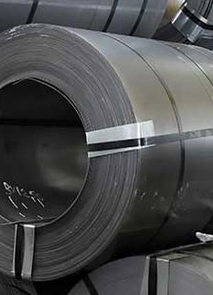 Рулон горячекатаный (3ПС5; 09Г2С), 5,0х1000/1250 мм