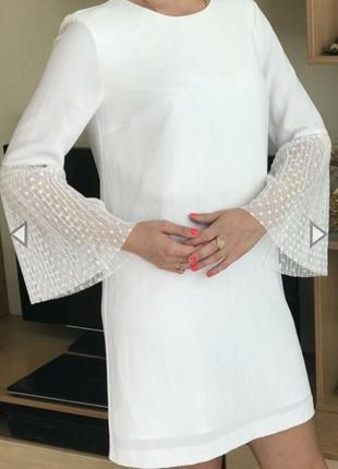 Платье zara, размер 30(l)